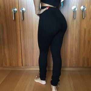 Fashion nova High Waist Skinny Bk Jeans Brand New